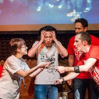 Improv pioneers Pirates of Tokyo Bay plan big bilingual birthday bash