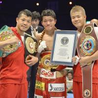Kameda looks back at career with pride