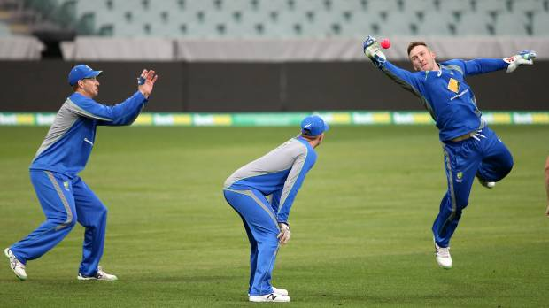 Australia, New Zealand prepare for first day-night test match