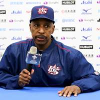 U.S. manager Randolph finding recipe for success at Premier 12
