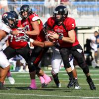 Foreign quarterbacks raising standards in X League
