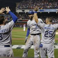 Royals stage late rally to win World Series