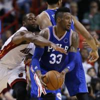 Heat stage late rally as Sixers suffer 24th straight defeat