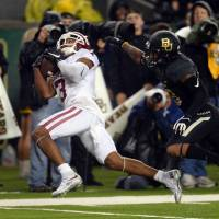 No. 12 Oklahoma claims important victory on road