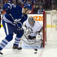 Babcock riled as Pens beat Leafs; Fleury gets 40th career shutout