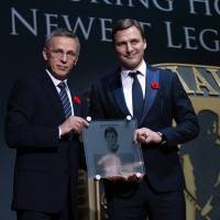 Fedorov credits CSKA Moscow in Hall speech