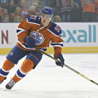 Oilers' McDavid out 'indefinitely'
