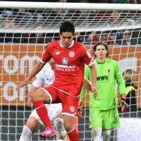 Muto hits hat trick in Mainz draw