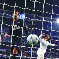 Madrid, Man City reach second round