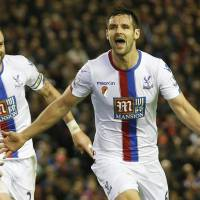 Crystal Palace earns win at Anfield