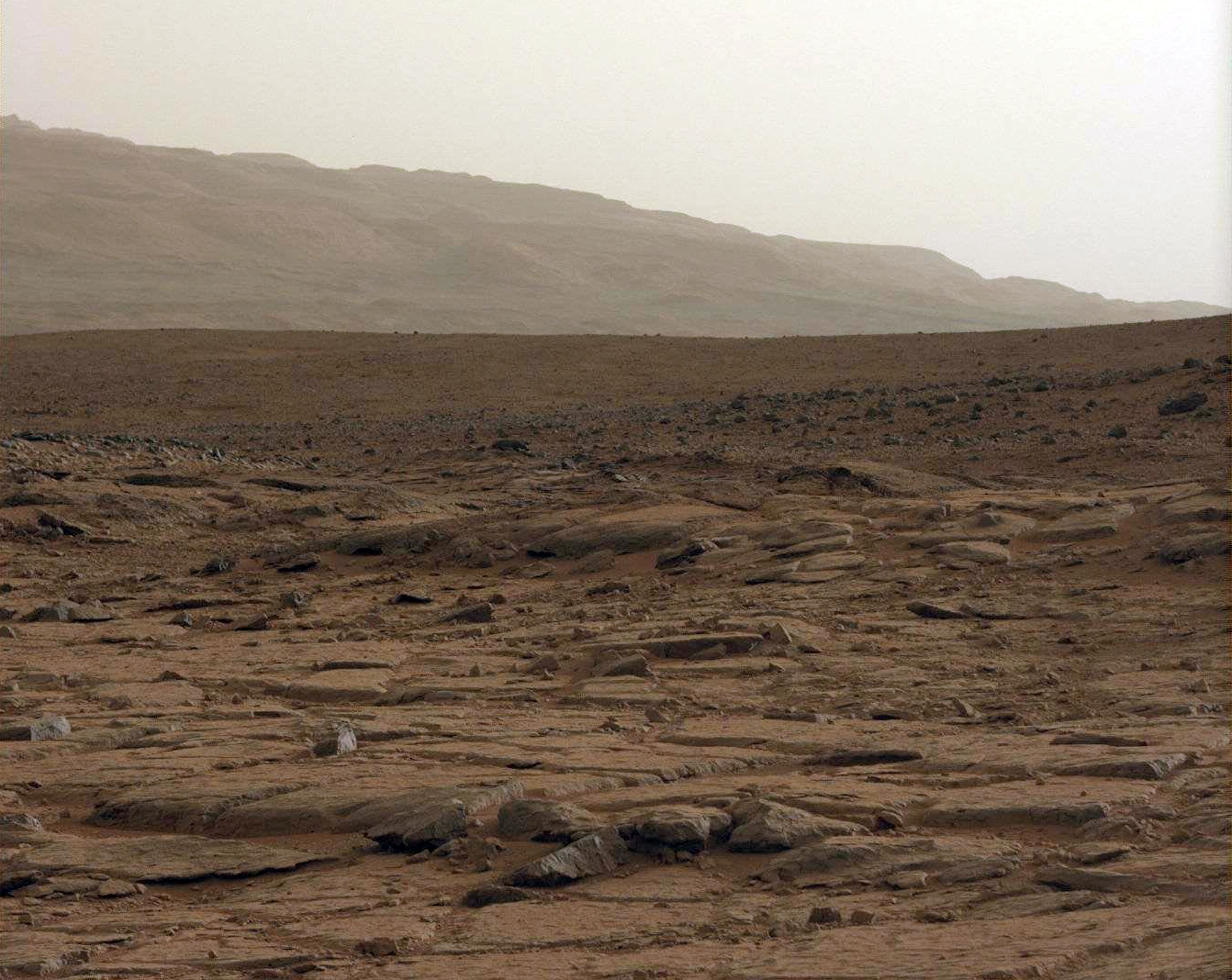View Mars Surface (page 2) - Pics about space
