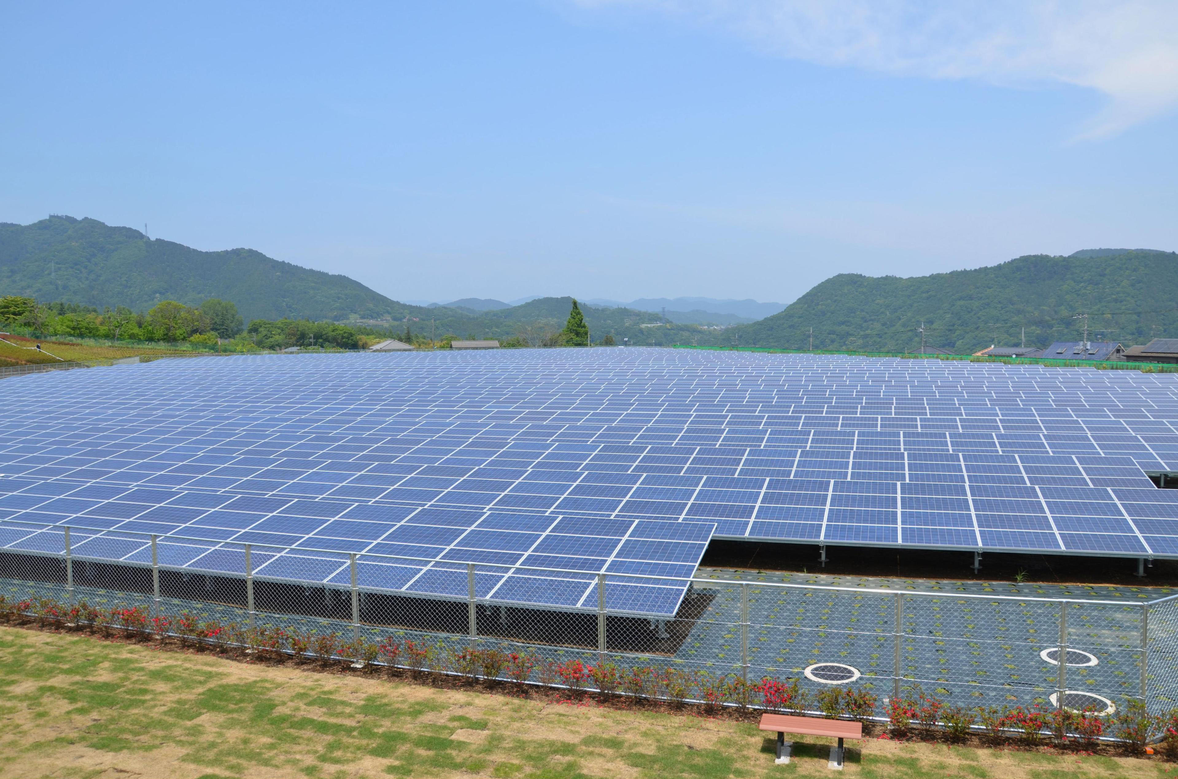 Japan Set To Top Solar Power Market The Japan Times