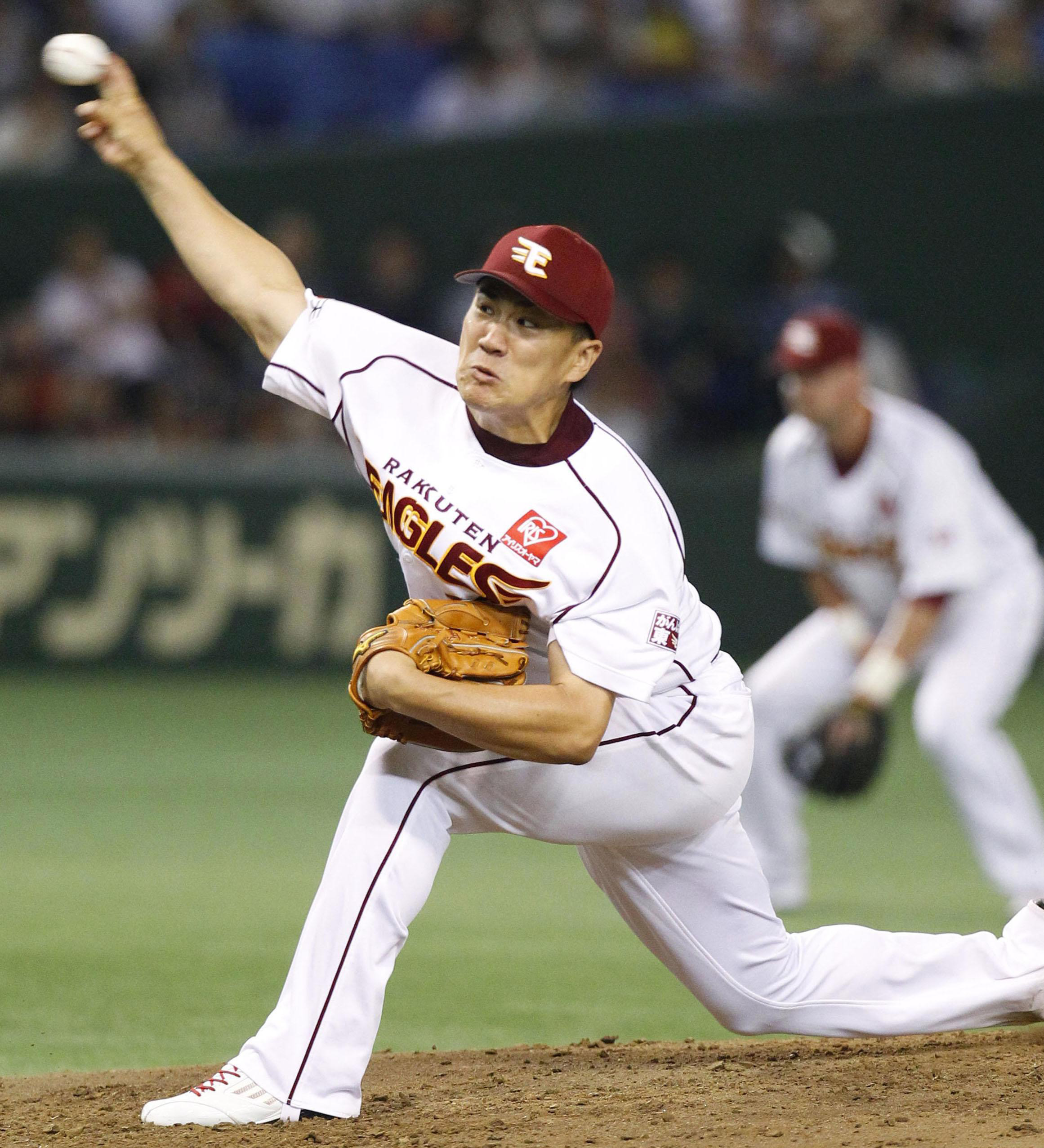Athletics Tigers Game Suspended In 7th With A S Up 5 3: Tanaka Blanks Fighters, Improves To 12-0