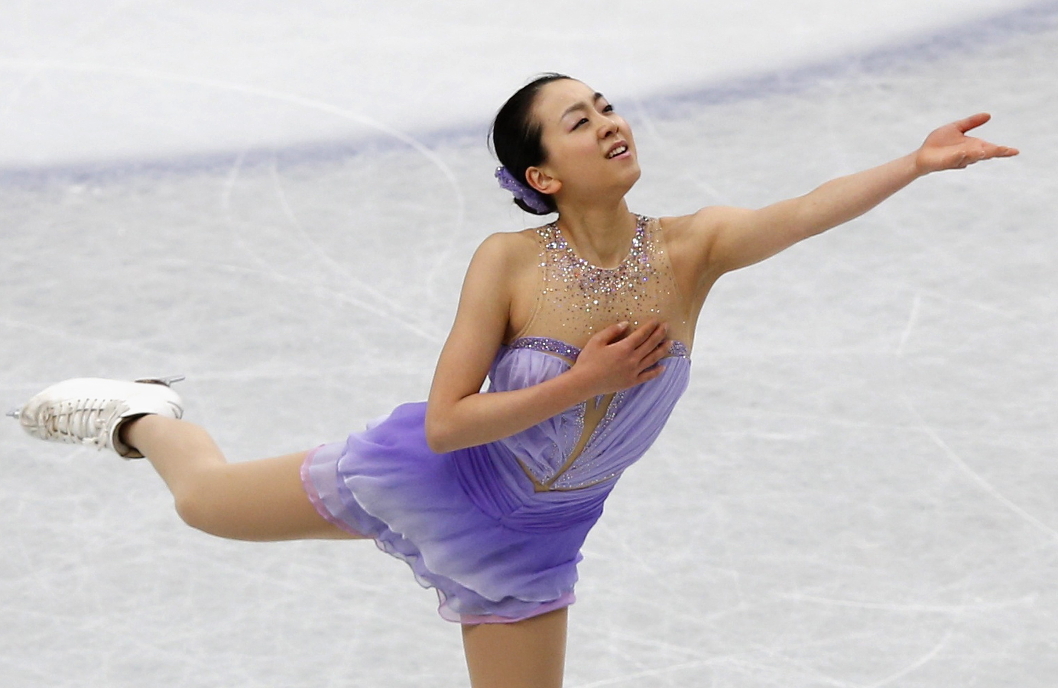 Flawless Mao sets new world record after short program The Japan Times