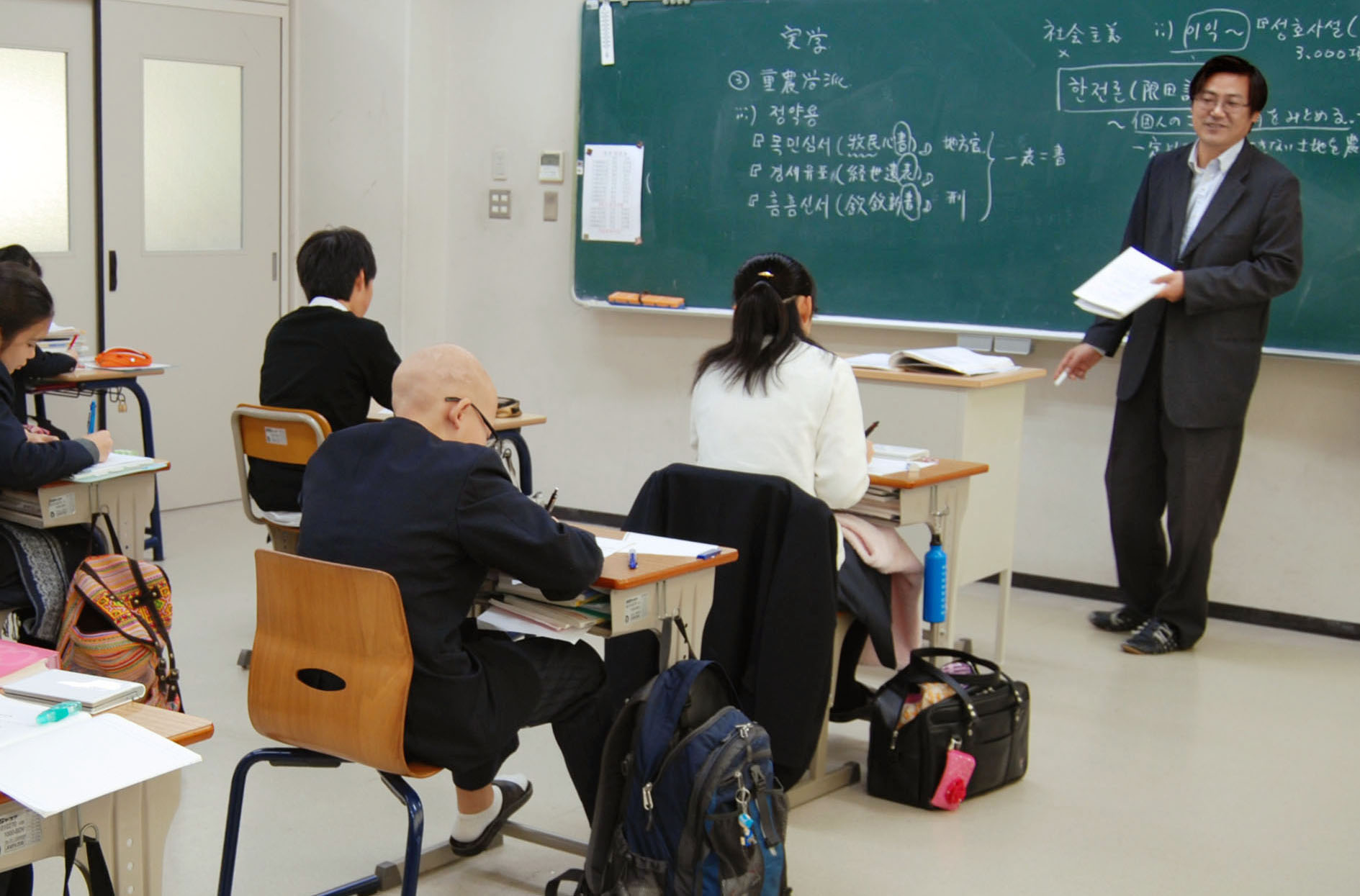 Osaka school offers new approach to education for ethnic ...
