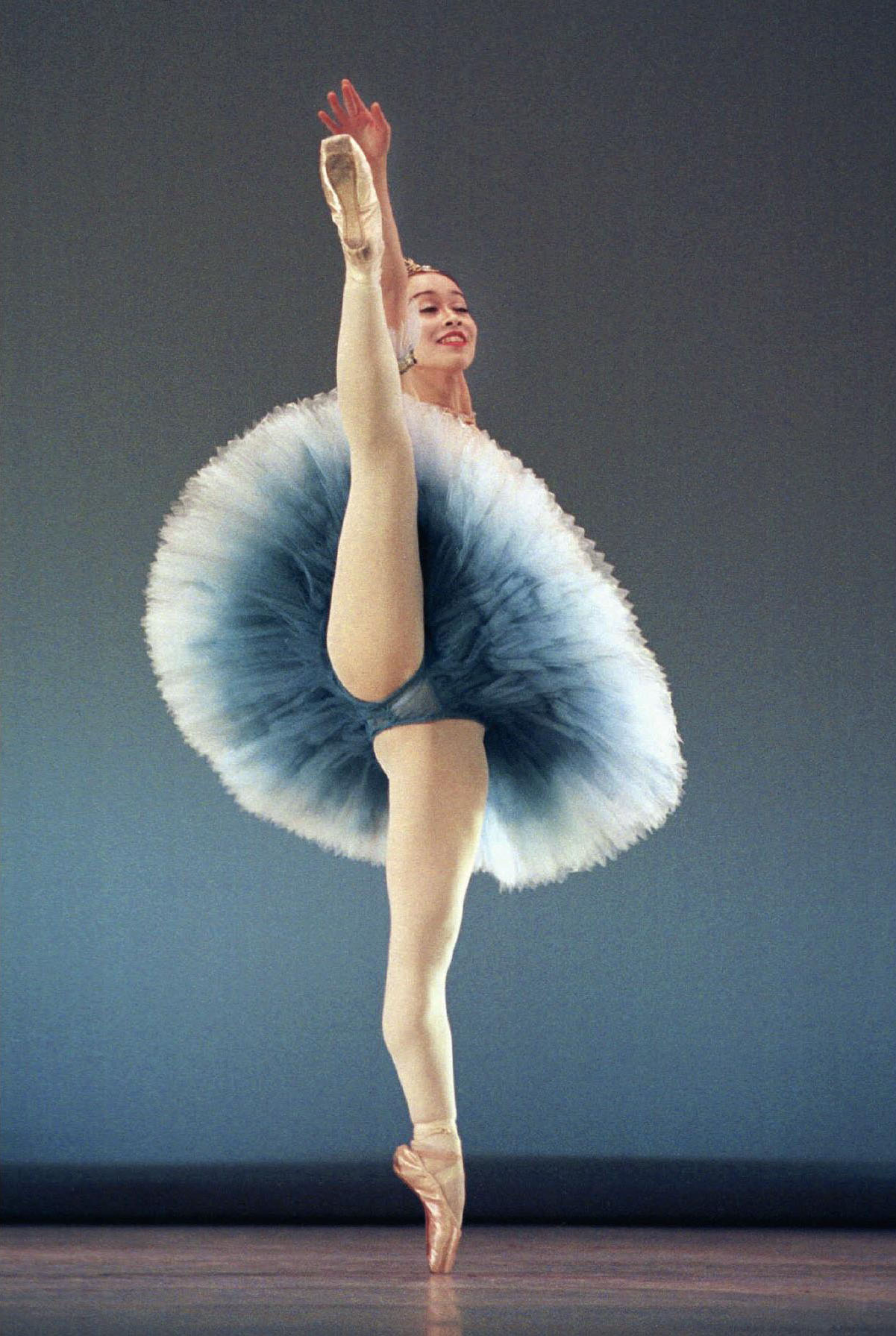 Japanese ballet dancer