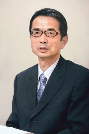Tetsuhiro Tsukiji, Dean of the Faculty of Science and Technology at Sophia University