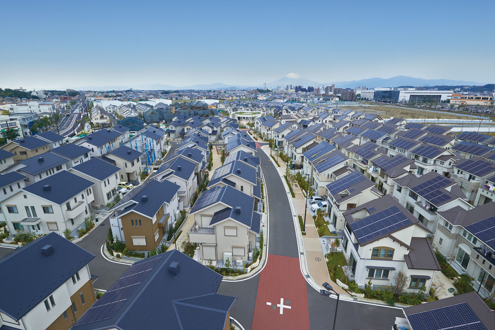 Fujisawa Sustainable Smart Town