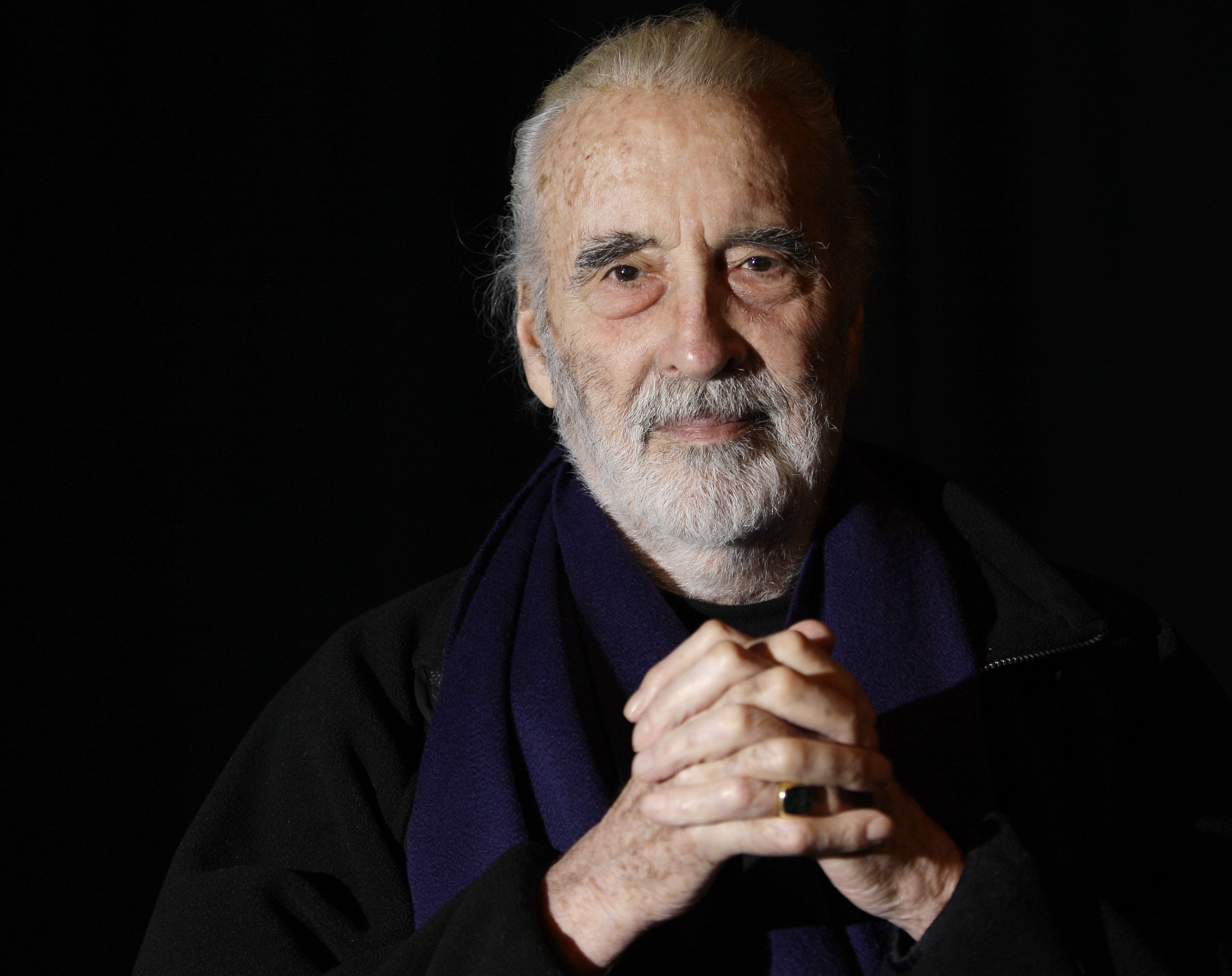 Christopher Lee, actor who played Dracula and Frankenstein ...